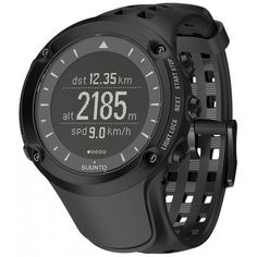 Suunto Ambit Black - Watches - Tactical Distributors- Tactical Gear