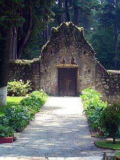 Dimensión: Social Lugar: Cuajimalpa URL:http://es.wikipedia.org/wiki/Parque_nacional_Desierto_de_los_Leones Descripción: San Mateo Tlaltenango(Desierto de los Leones-Convento-)