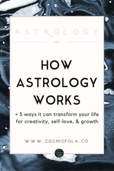 Astrology is a connective tool, reminding us of the bigger picture and  teaching us the wisdom within all of nature's cycles.  Your birth chart can tell you who you are because it shows you the moment  in time that your unique spirit was brought into this world. That moment  was ripe with the tools, gifts, and challenges your unique spirit needs in  order to carry out your unique mission here.