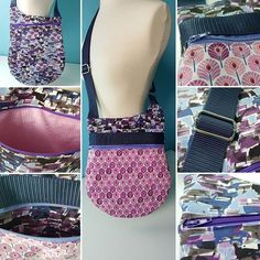 lomasidylle Bebop modèle Sacotin 😊 #bebop #sacotin #sac #sewing