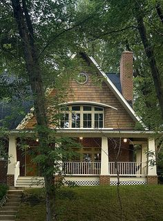 CURB APPEAL – cottage craftsman.