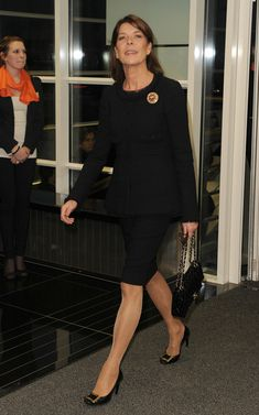 "Princess Caroline Photo - Lagerfeld at the ""Menschen in Europa"" Gala"