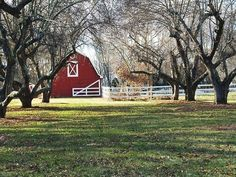 I want a yard and barn like this someday