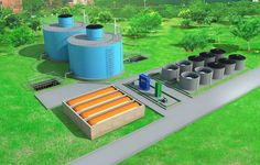commercial biodigester systems - Google Search