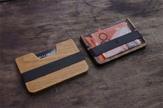 poquito, wood wallet, wooden wallet, hardwood wallet vegan wallets, cool wallets, Chris Haryono, wood coin case