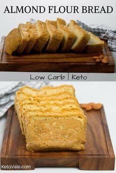 Almond Flour Bread Recipe