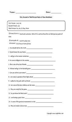 second person essay