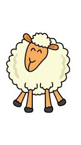 Image result for sheep drawings images
