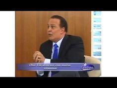 Dr Lair Ribeiro saude nutricional Água com gás Sal marinho Sal de cozinha e Sal Grosso - YouTube