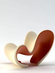 M lounge chair byVelichko Velikov