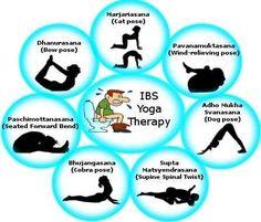 Irritable bowel syndrome yoga poses