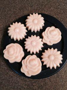 White Chocolate Flowers