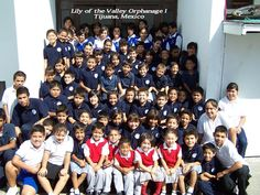 The Lily of the Valley Orphanage - Mexico