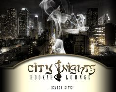 #Throwback! City Nights Hookah Lounge Website by Gruvy Graphics