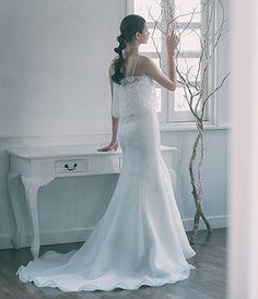 ウェディングドレス | ドレスベネデッタ | Wedding dress No. DBW-133