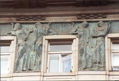 Praha Na Prikope - Art Déco