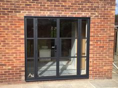 Opt for a modernised look in your home with aluminium windows and doors. Aluminium French Doors, Aluminium Windows And Doors, Internal French Doors, Double Entry Doors, Glass French Doors, French Doors Patio, Sliding Patio Doors, Double Barn Doors, Mdf Doors