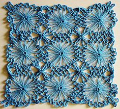 Ravelry: Small Flower Join for Flower Looms pattern by Sarah Bradberry