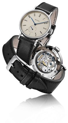 If you watch to include a bauhaus watch in your extensive collection of fancy watches, you need to read this guide! These are some of the best bauhaus watches you can buy. Fancy Watches, Best Watches For Men, Cool Watches, Bauhaus Watch, Bauhaus Style, Bauhaus Design, Stowa, Junghans, Telling Time