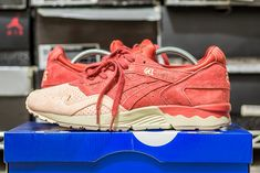 Asics Gel-Lyte V Tandoori Spice Just $59.99 (Normally $120) with Free Shipping. Get The Link Here: