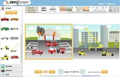 StoryJumper, crea cuentos o libros infantiles en pocos pasos
