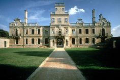 Jane Austen's novel Mansfield Park, the story of a young woman who moves in with her wealthy relatives, was adapted for the big screen in 1999. The film was shot at Kirby Hall, an Elizabethan manor in Northamptonshire, England, which stood in as the titular estate. Built in 1570 by the Lord Chancellor to Queen Elizabeth I, the house has been semi-abandoned since 1810.