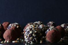 Chocolate Truffles and Festive Entertaining Tips