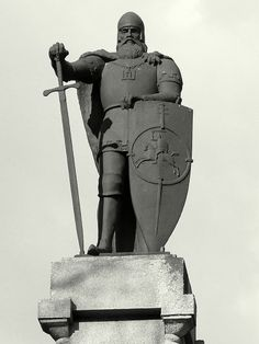 Kestutis - the grand duke of Lithuania (reigned 1316–41)