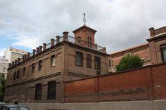 Publicamos la iglesia de San Miguel Arcángel, en Madrid  #historia #guerracivil  http://www.rutasconhistoria.es/loc/iglesia-de-san-miguel-arcangel