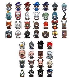 evensoul: i couldnt find wadanohara overworld sprites so i edited some from the…