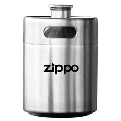 Why bring unsafe and bulky glass bottles to the house party, beach or tailgate event, when you can show up with THIS Stainless Steel Mini Keg 2 Go? Fill it up with your favourite micro brewers beer, awesome home brew or on tap local beer and you are ready for a great night. Comes with a secure Stainless Steel screw top lid that will keep your beer fresh, and stabilize it at maximum pressure. The Mini Keg 2 Go is easy to clean, transports beer safely, and is virtually indestructible.