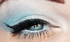 Cinderella Inspired Makeup (wish Me luck on doing this to my munchkin for Halloween tonight)