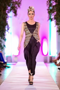 Seher Tareen Neo Nouveau Collection at Fashion Parade 2014