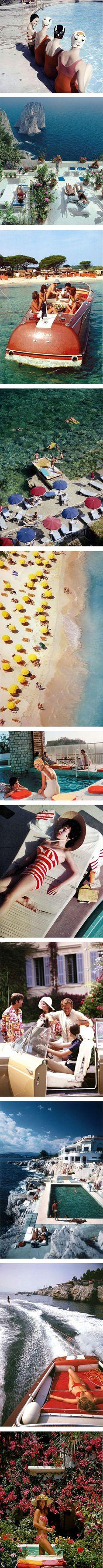 Summer by Slim Aarons via Nuji.com