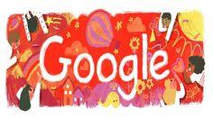 Google Doodles Children's Day 2017 In Thailand| วันเด็กปี 2017 (ไทย) Goo...