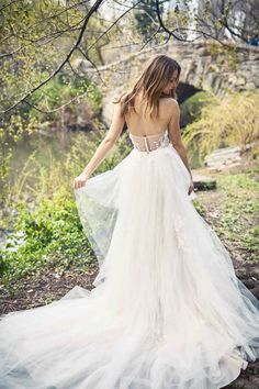 758e9224f7df 25 Best Wedding Dresses images in 2019 | 50s style wedding dress ...
