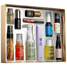 An amazing intro set to #beautyoils. A $162 value, try 12 oils for just $56.  #DareToOil