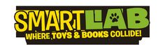 SmartLab Toys - where toys and books collide
