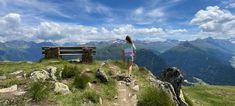 Swiss Mountains – SWITZERLAND Terrace Restaurant, Unique Hotels, Swiss Alps, We Fall In Love, Hotel S, Walk In Shower, Beautiful Space, Travel With Kids, Switzerland