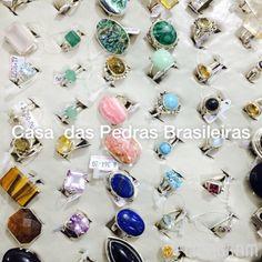www.casadaspedrasbrasileias.com.br    Anéis em prata (null) Feito com o Flipagram - http://flipagram.com/f/aZ9XxRKfwx