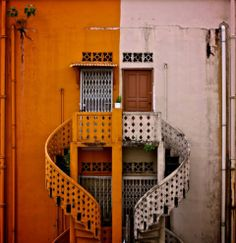 56 Ideas Exterior Stairs Architecture Stairways Entrance For 2019 Exterior Stairs, Interior Exterior, Stairs Architecture, Architecture Design, Singapore Architecture, Photo Images, Stairway To Heaven, Doorway, Stairways