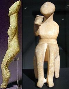 Mysterious Cycladic Culture Lost In Time - Why Were Its Idols Intentionally Destroyed?