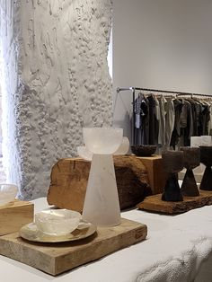 Interior Design Work, Scandinavian Interior Design, Milan Design Week 2017, Fashion Showroom, Store Layout, Shop Interiors, Retail Design, Rick Owens, Arquitetura