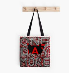 This Les Mis tote that is full of hope. | 34 Products For Anyone Who Is Low-Key Obsessed With Broadway