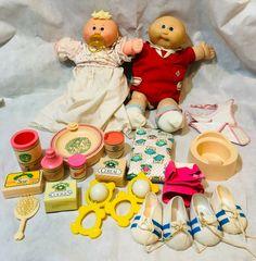 1986 Vintage Genuine Coleco Cabbage Patch Kids Stand *Read Description*