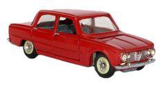 #diecast #Mercury 4 Alfa Romeo Giulia Super new or updated at www.diecastplus.info