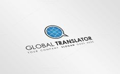 Check out Global Translator Logo Template by JigsawLab on Creative Market Badge Template, Logo Templates, Language Logo, Conference Logo, Music Festival Logos, Construction Logo, Company Slogans, Logo Design Inspiration, Design Ideas