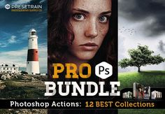 Pro Photoshop Bundle – Only $29 | InkyDeals