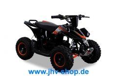 Quad, Buggy, Bikes, Trikes,Kinderquadbahn,  Eventartikel und mehr - Kinder Elektro Miniquad Highper Racer 1000 Watt