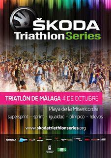 Antonio Torres: Finisher Triatlón Medio Ironman de Málaga Skoda Se...